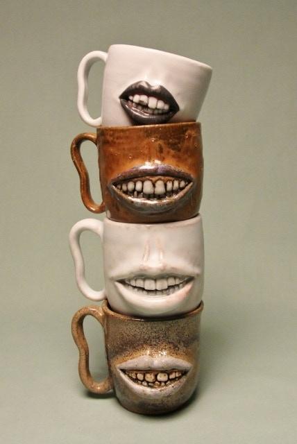 $200 Reward: Family of Mugs