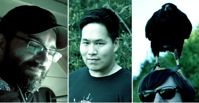 Robb Waters, Hung Nguyen, John Malaska