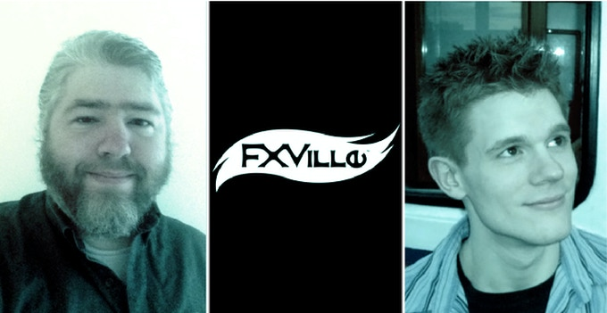 Jed Wahl, FXVille (David Sursely), Justin Sonnekalb