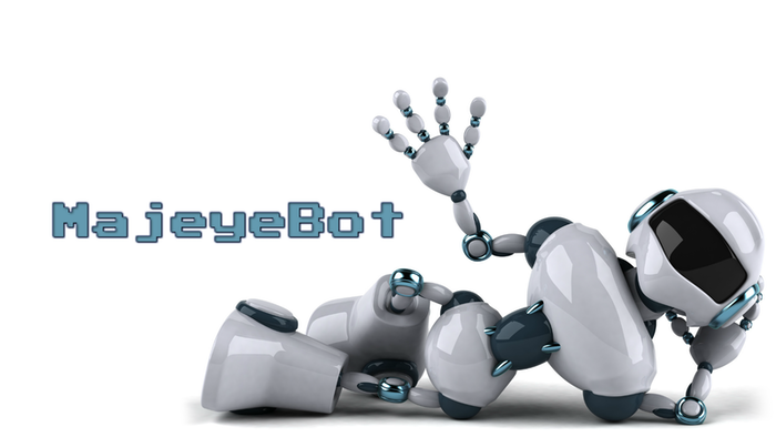 MajeyeBot - How high can we push above goal? by Teejay Parker
