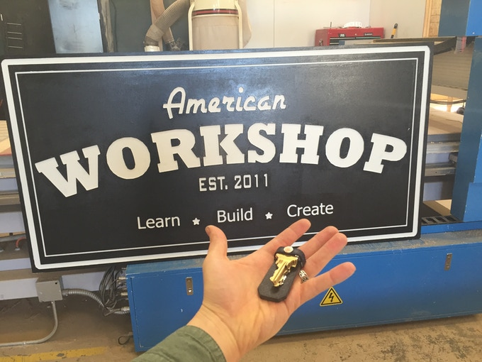 Handmade in American Workshop - Click to view site