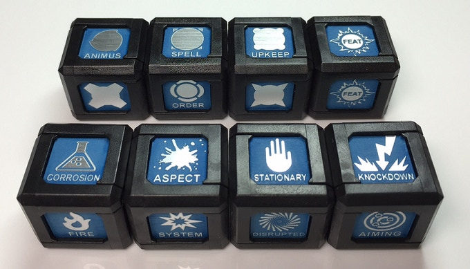 Stretch Goal Unlocked - Warmachine / Hordes Compatible Set!