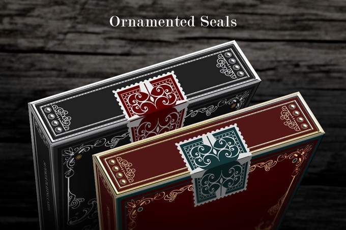 Stretch Goal reached: Ornamented Seals