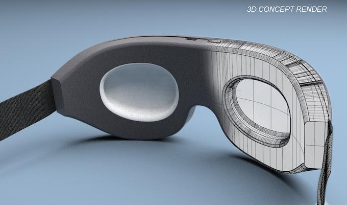 3D Concept render