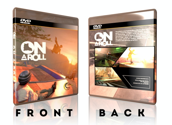 On a Roll - Boxed version