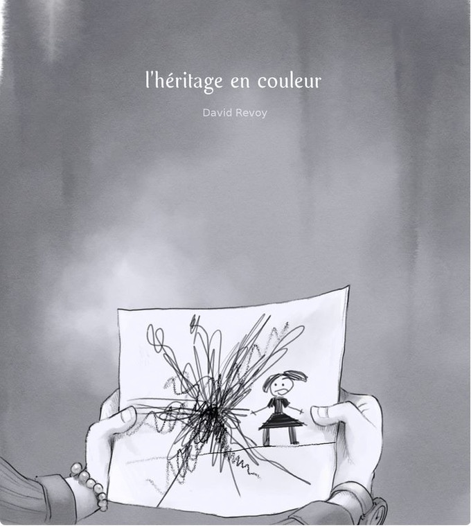cover for L'héritage en couleur