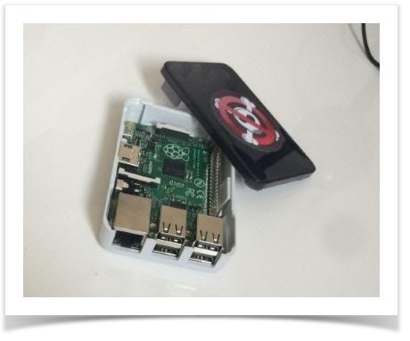 Le Raspberry Pi - B+