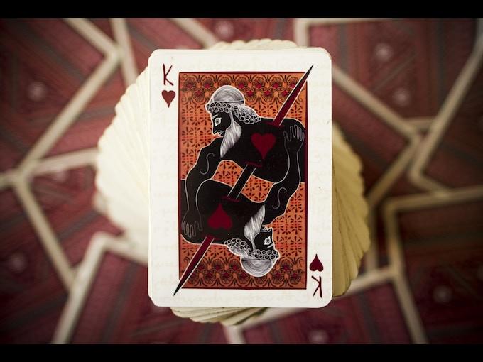 Ajax ][ King of Hearts