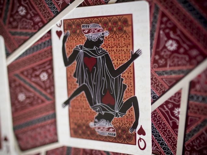 Helen of Troy ][ Queen of Hearts