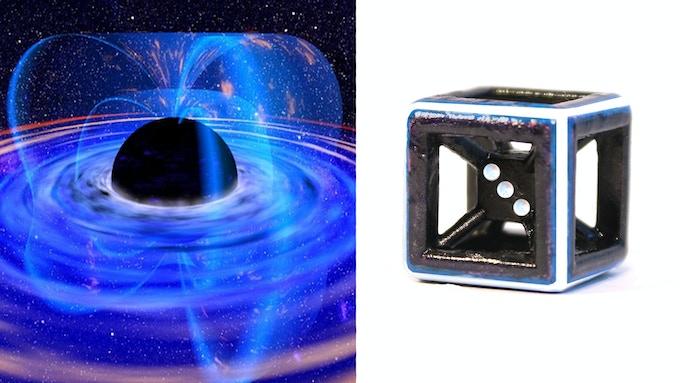 """Actual"" Black Hole Picture / Black Hole Die"