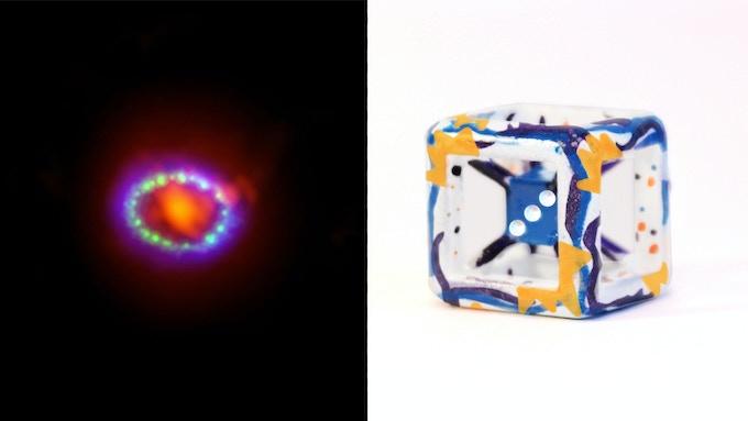 Actual Picture of Supernova / Supernova Die