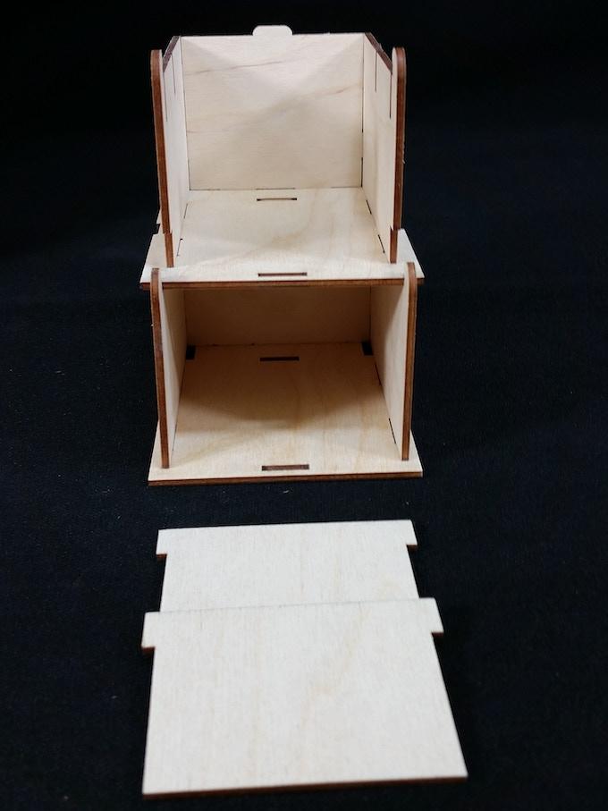 Open End Deck Box