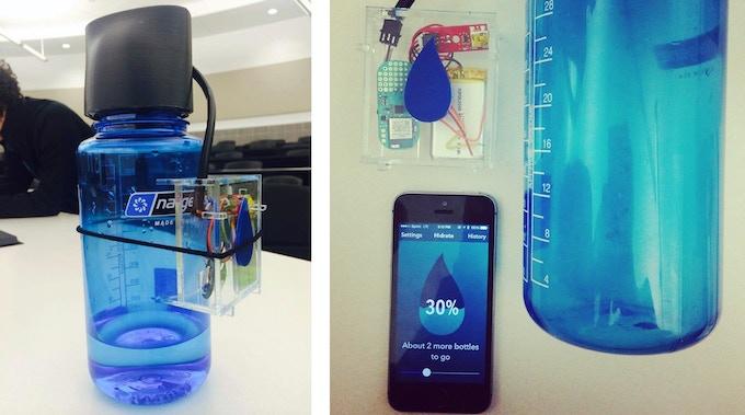 HidrateMe Smart Water Bottle by Hidrate, Inc  — Kickstarter