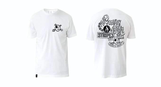 Henk Schiffmacher shirt - White