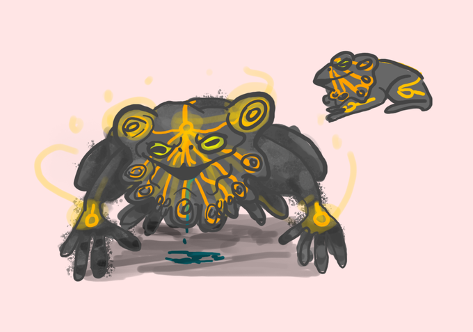 Boss - Stone Toad