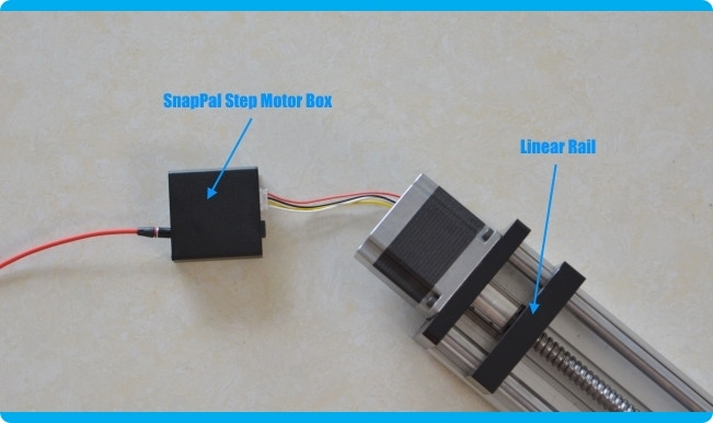 SnapPal Step Motor Drive Extension
