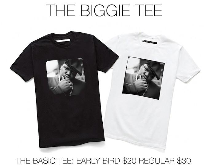 Biggie Smalls T-Shirts