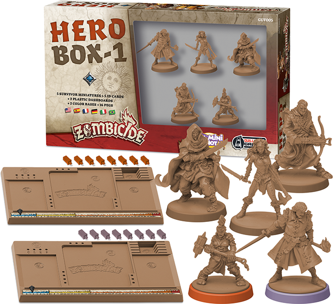 Zombicide Black Plague By Coolminiornot Kickstarter