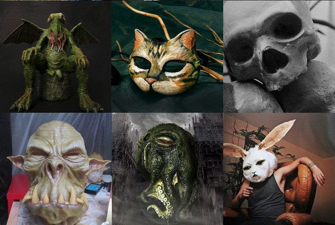 A small sample of the portfolio of our creature FX creator and concept artist Timmo Walters.