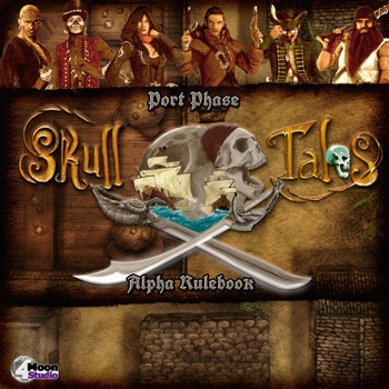Skull Tales by 4Moon Studio » THE PIRATE'S REST — Kickstarter