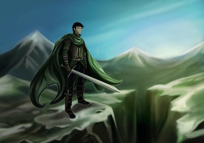 Rowl: Swordsman of the East