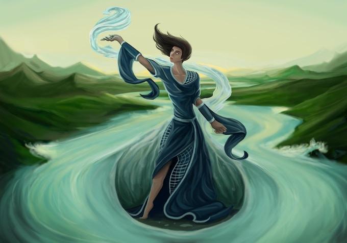 Yvera: The Water Master