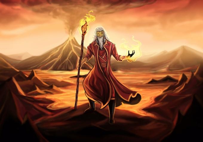Kaldoren: Archmage of the Mountain