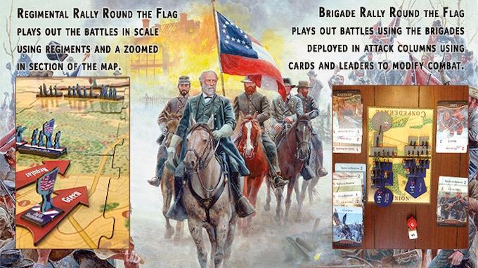 Regimental versus Brigade Scale Combat
