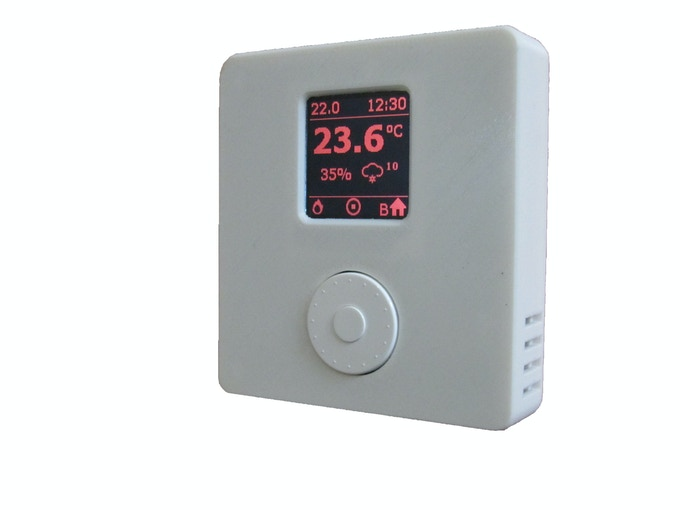 Pi-Cubes Communication Thermostat