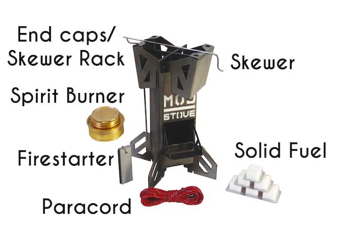 $115 Extreme Survivalist- Spirit Burner Included
