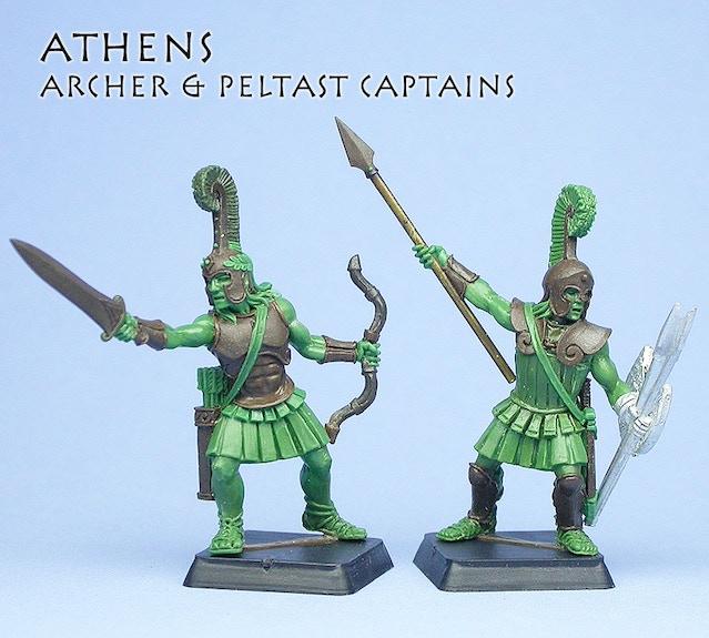 Athenian Captains