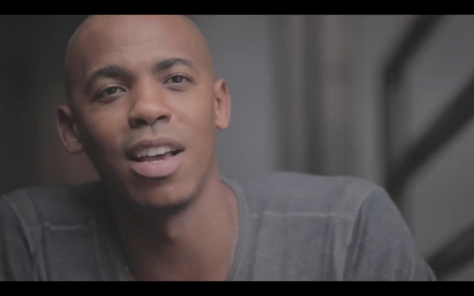 Mehcad Brooks, discussing the intricacies of identity on FACES.
