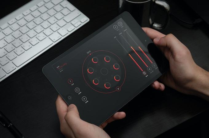 iOS App Sensor sensitivity