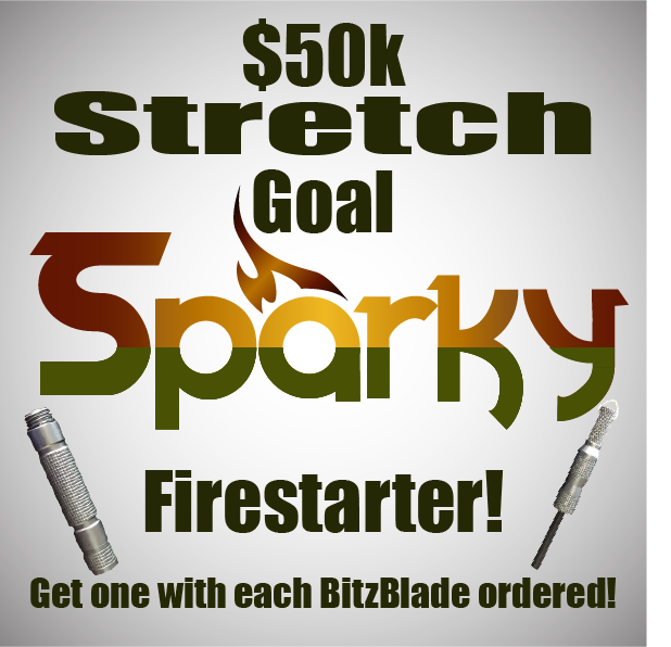 Sparky Firestarter $50k Stretch Goal