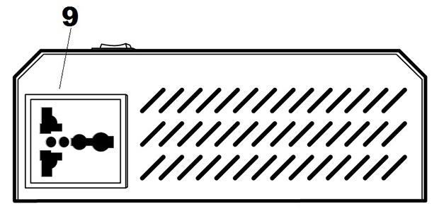 Sunraiden Solar Inverter Charger For Off Grid Power