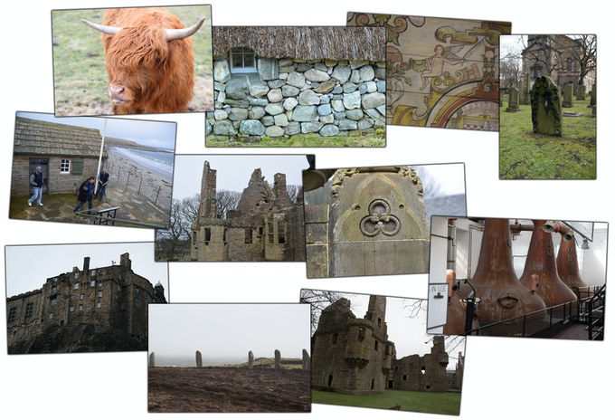 Reference photos from inXile's Scotland trip