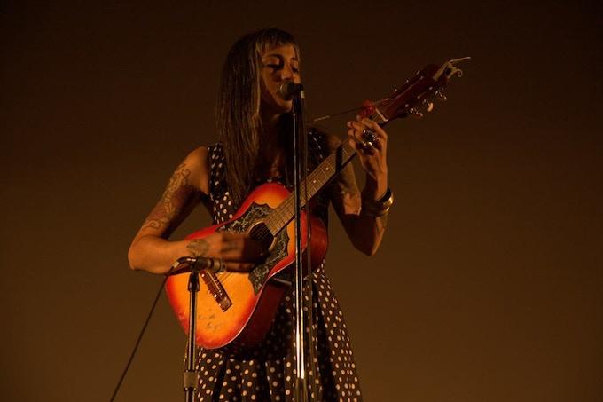 Y La Bamba - making the 4th album, Ojos Del Sol by Luz Elena ...