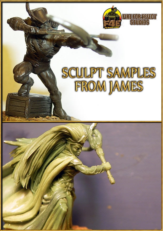 Samples from James