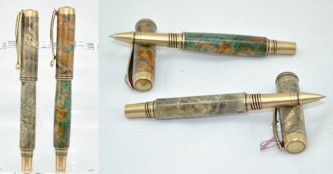 3d7103f611b Unique Wooden Creations   Pens