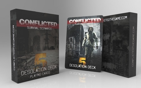 Conflicted: Deck 5 Desolation