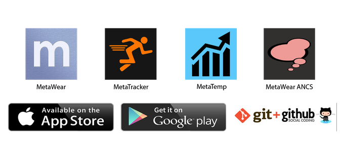 Get our Apps on the App Store, Android Store, and Github!