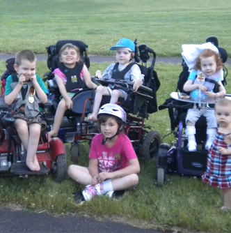 Help us build for every child in a Wheelchair!