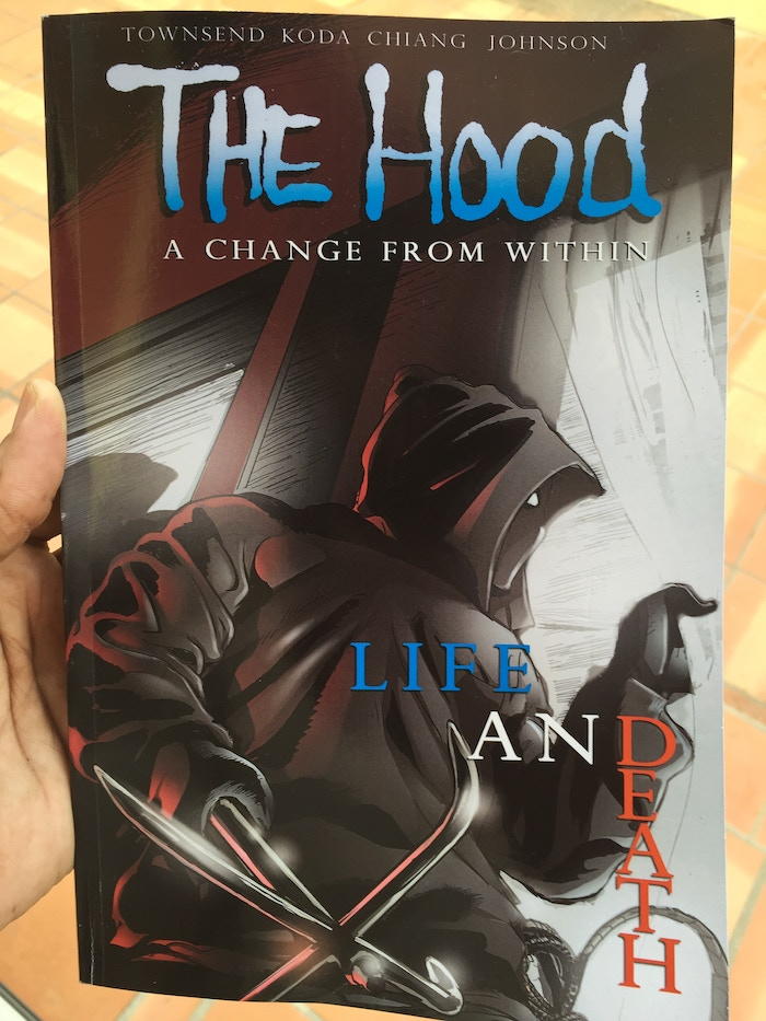 The Hood : A Change From Within - An Urban Graphic Novel by