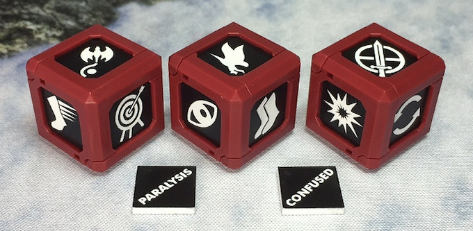 Stretch Goal Unlocked: ModCubes compatible with D&D Attack Wing