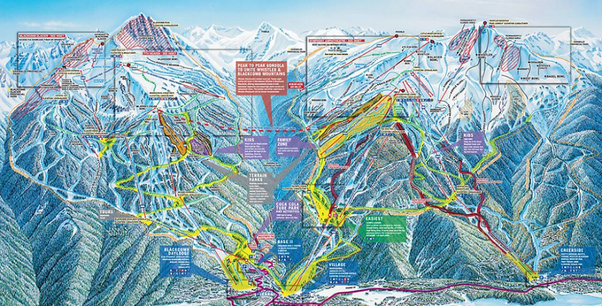 Whistler Blackcomb Lift Tickets