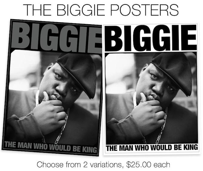Biggie Smalls Posters