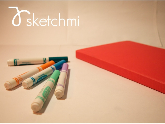 sketchmi is a drawing tool that uses your tablet screen in a completely novel way and sparks kids' creative confidence.
