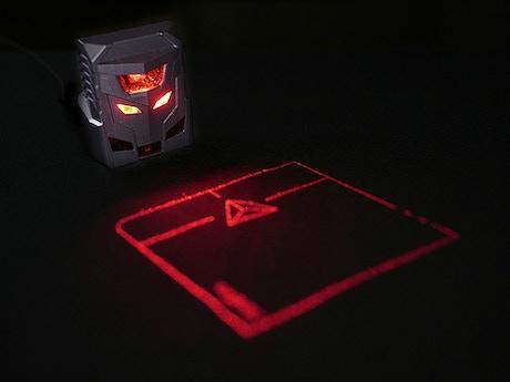 Odin World S First Projection Mouse By Serafim Kickstarter