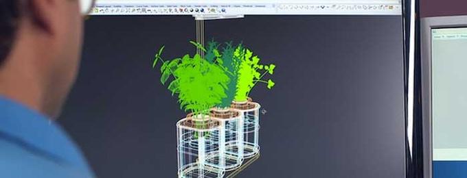 Conception 3D de Lilo par notre designer, Xavier Houy