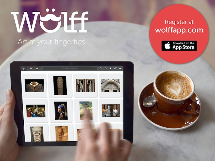 Want to create beautiful and fast presentations of art that will dazzle your students and colleagues? Wölff is your tool.